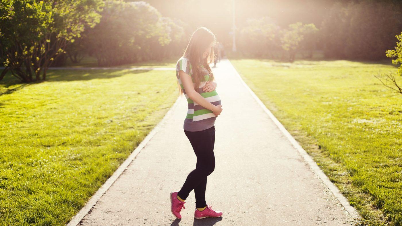 aliemtazione e sport in gravidanza