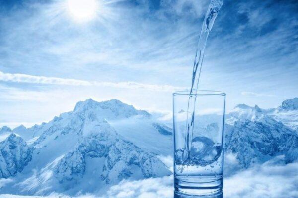 acqua e inverno